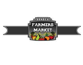 #31 for Logo for Farmer Market - Concept is provided, need you to bring it to life by ada5729fe130e5dc