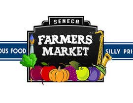 #23 for Logo for Farmer Market - Concept is provided, need you to bring it to life by Naim01