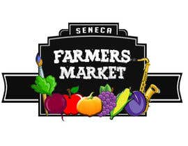 #25 for Logo for Farmer Market - Concept is provided, need you to bring it to life by Naim01