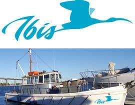 Nro 70 kilpailuun Design a Logo for my Boat käyttäjältä Vlad35563