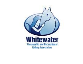 #70 para Logo Design for Whitewater Therapeutic and Recreational Riding Association de fecodi