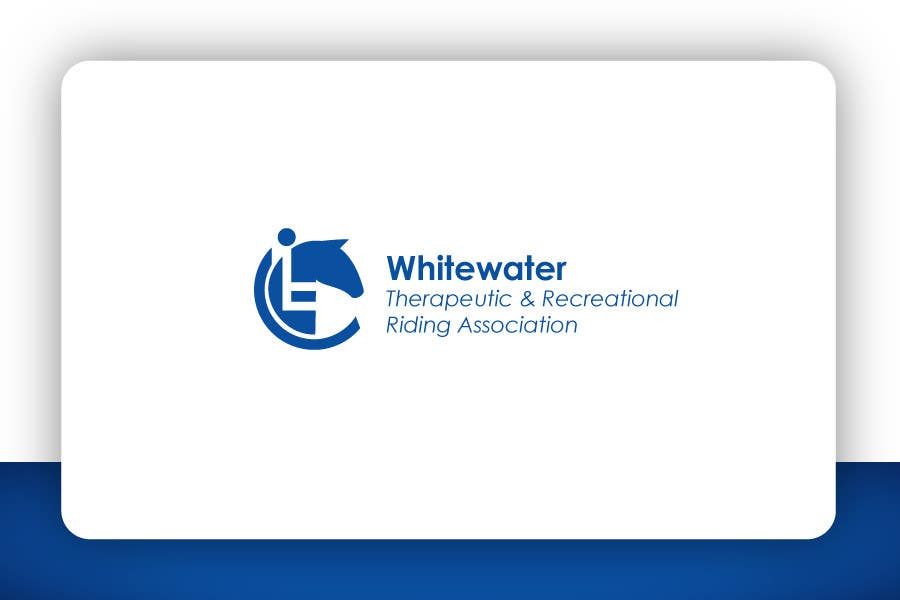 Participación en el concurso Nro.11 para Logo Design for Whitewater Therapeutic and Recreational Riding Association