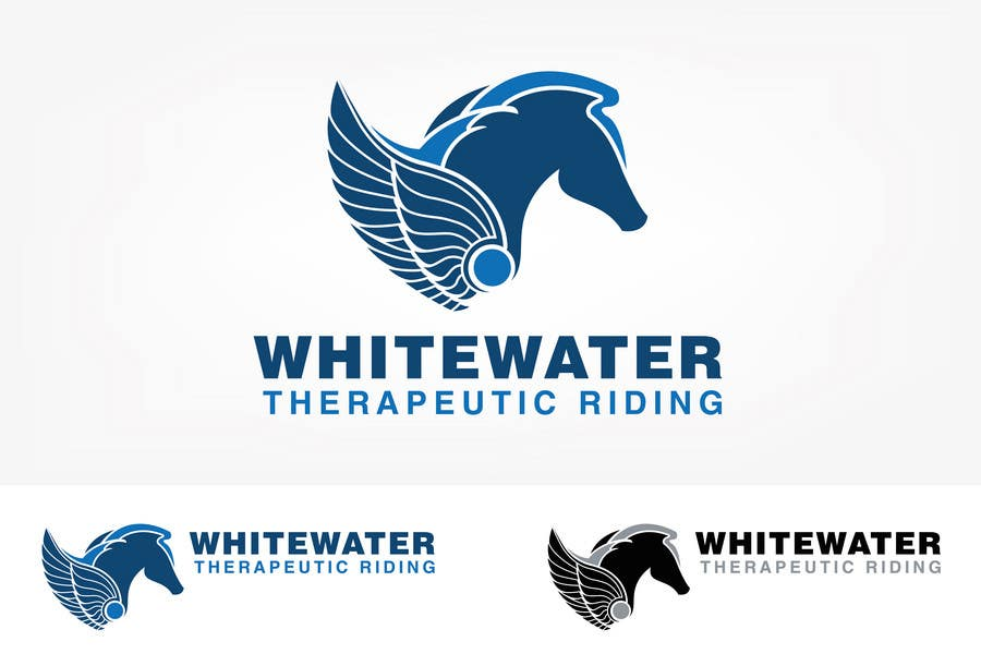 Konkurransebidrag #30 i Logo Design for Whitewater Therapeutic and Recreational Riding Association