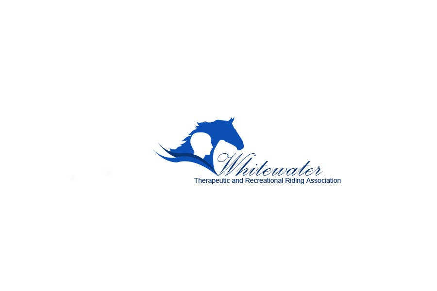 Contest Entry #23 for Logo Design for Whitewater Therapeutic and Recreational Riding Association