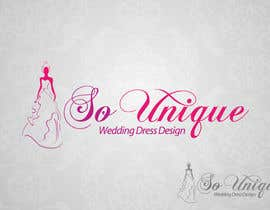 #28 untuk Wedding dress designers logo oleh Arts360
