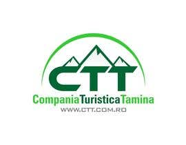 #102 for Design a logo for CTT - Compania Turistica Tamina by trying2w