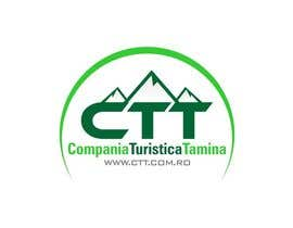 #110 for Design a logo for CTT - Compania Turistica Tamina by trying2w