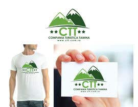 #68 for Design a logo for CTT - Compania Turistica Tamina by alexandracol