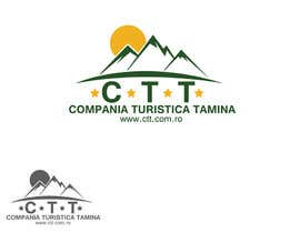 #72 for Design a logo for CTT - Compania Turistica Tamina by alexandracol