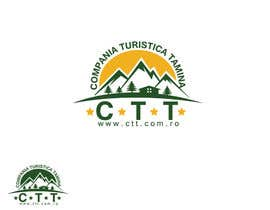 #74 for Design a logo for CTT - Compania Turistica Tamina by alexandracol