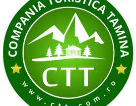 #156 for Design a logo for CTT - Compania Turistica Tamina by mby
