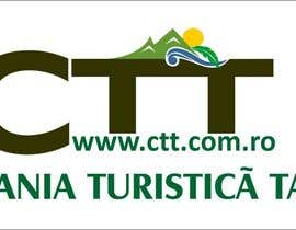 #113 for Design a logo for CTT - Compania Turistica Tamina by adisb