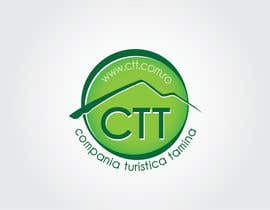 #49 for Design a logo for CTT - Compania Turistica Tamina af aduetratti