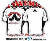 Contest Entry #36 for Design a T-Shirt for MOvember T-shirt Design