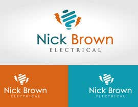 mwarriors89 tarafından Design a Logo for 'Nick Brown Electrical' için no 67