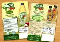 Graphic Design Entri Peraduan #18 for A4 flyer design for juice