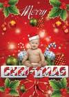 Bài tham dự #7 về Photoshop cho cuộc thi Digital Christmas Card - Style simplicity