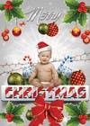 Bài tham dự #8 về Photoshop cho cuộc thi Digital Christmas Card - Style simplicity