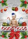 Bài tham dự #9 về Photoshop cho cuộc thi Digital Christmas Card - Style simplicity
