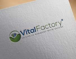 Nro 46 kilpailuun Creating logo Vital Factory käyttäjältä GururDesign