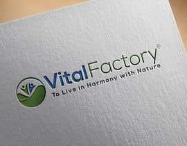 Nro 91 kilpailuun Creating logo Vital Factory käyttäjältä GururDesign