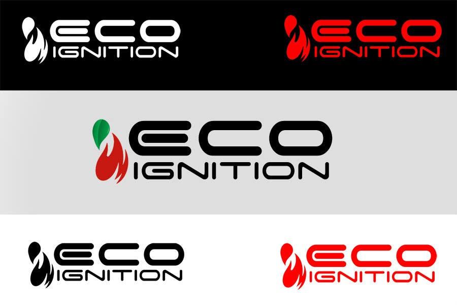 Natečajni vnos #62 za Logo Design for Eco Ignition