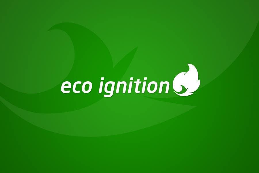 Συμμετοχή Διαγωνισμού #69 για Logo Design for Eco Ignition