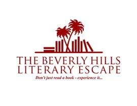 rogerweikers tarafından Design a Logo for The Beverly Hills Literary Escape için no 76
