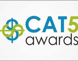 nº 14 pour Design a Logo for CAT5 Awards par TATHAE