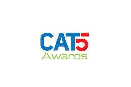 #4 for Design a Logo for CAT5 Awards af iffikhan