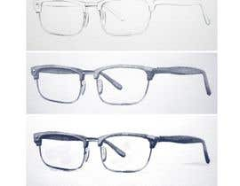 avijitsil009 tarafından Fashion Illustrations of Spectacles and Office Equipment for Website için no 20