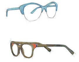 #23 for Fashion Illustrations of Spectacles and Office Equipment for Website by monasama