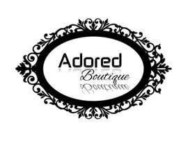 ath571e399df1976 tarafından Design a Logo Adored Boutique için no 31