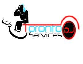 Nro 33 kilpailuun Design a Logo for DJ Services käyttäjältä ais56e29be0e364b