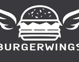 #20 for Design a burger logo by GeriPapp