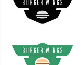 #11 for Design a burger logo by kicve91