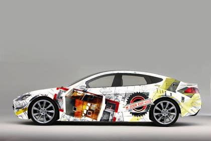 #13 for Vehicle Wrap Graphics Design by FlaviussAdam
