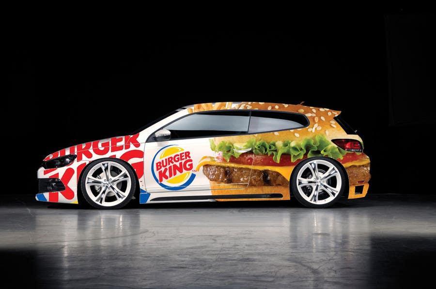 #18 for Vehicle Wrap Graphics Design by NicolasFragnito