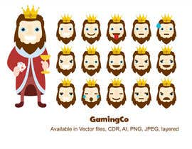 #44 for Design a cool king for a new startup by jonAtom008