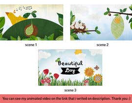 mobyartist2 tarafından Create animated title pages for a DVD için no 6