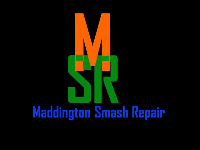 Proposition n°5 du concours Develop a Corporate Identity for Maddington Smash Repairs