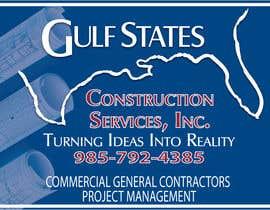 Nro 1 kilpailuun Design a Construction Company's Sign käyttäjältä nonasade