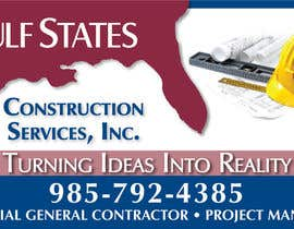 #50 for Design a Construction Company's Sign by Naseem065
