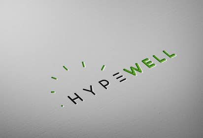 #213 for Design a Logo for Hype Well by tonybugas