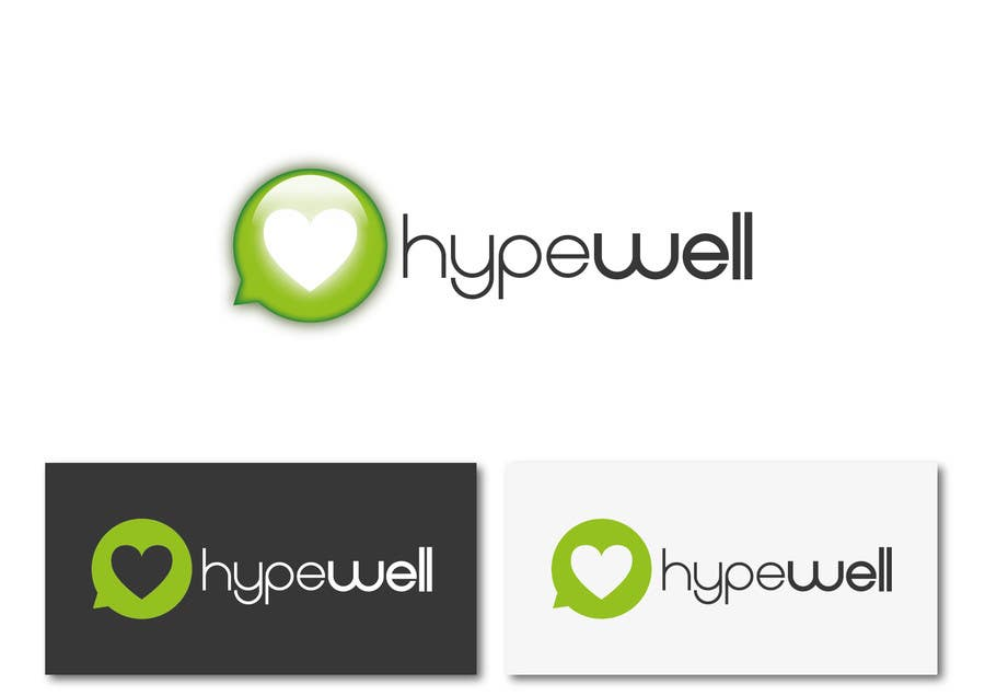 #113 for Design a Logo for Hype Well by anamiruna