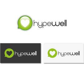 #113 for Design a Logo for Hype Well af anamiruna