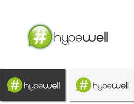 #354 para Design a Logo for Hype Well por anamiruna