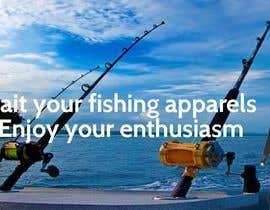 Nro 5 kilpailuun Sliding banner photos for a hunting and fishing website käyttäjältä e5ddesigns