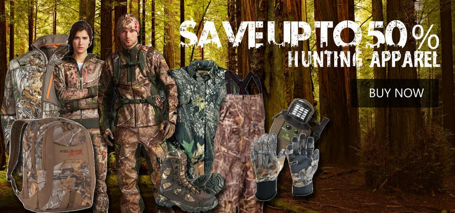 Contest Entry #                                        10                                      for                                         Sliding banner photos for a hunting and fishing website