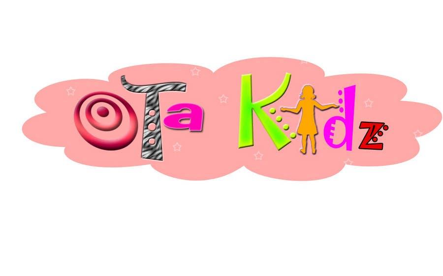Inscrição nº                                         28                                      do Concurso para                                         Logo Design for Ota Kidz